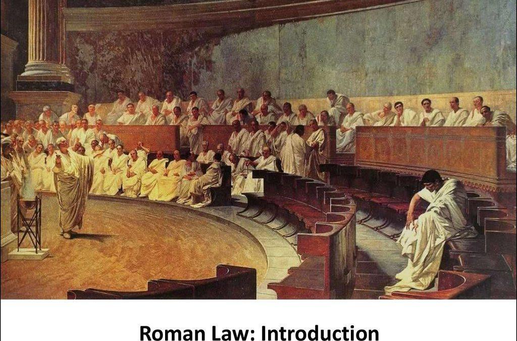 Roma Hukuku Ders Notları – İÜHF Roma Hukuku Ses Kaydı Notu