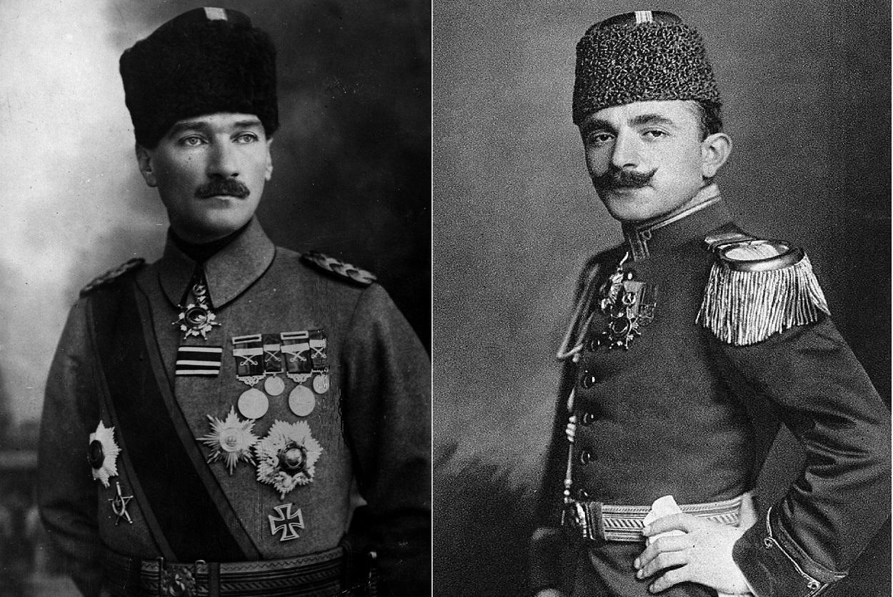 Ortak Dersler – İstanbul, Anadolu ve Atatürk Ü. Tarih Ders Notları I-II