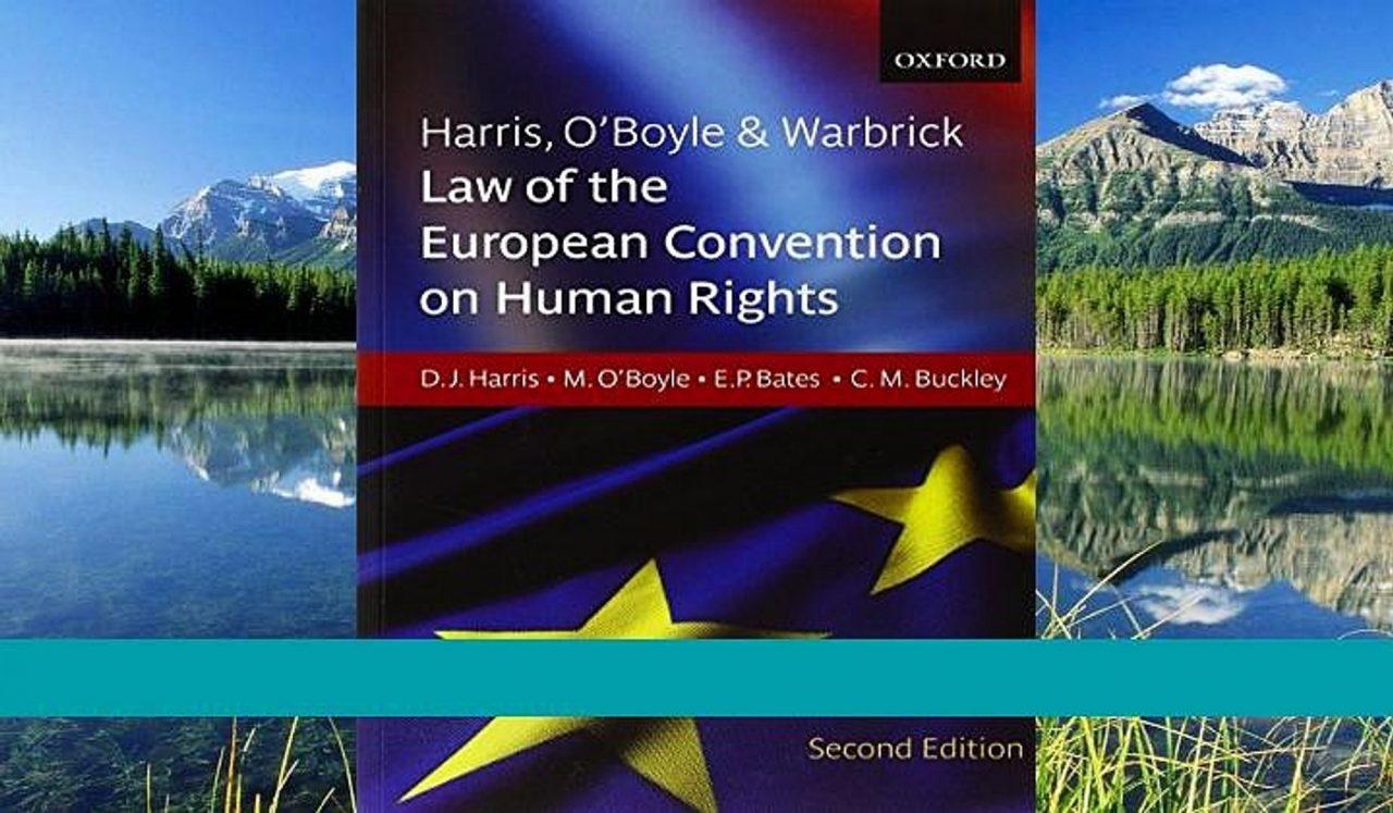İnsan Hakları Ders Notları – Avrupa İnsan Hakları Sözleşmesi'nin Kapsamı
